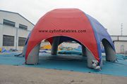 Inflatable mini tent