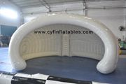 inflatable tent for dome booth