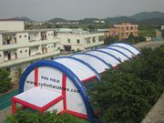inflatable tent for exhibition house