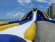 inflatable city slide